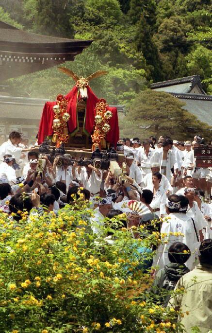松尾大社神幸祭