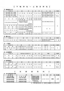 【下鴨神社~ 上賀茂神社】